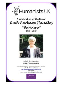 Barbara Ruth Handley Archive Tribute