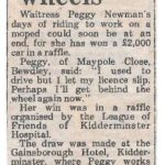 Press_Cutting_regarding_Peggy