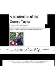 Dennis Taylor (1)