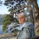 My mum at Keswick 001