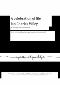 Ian Charles Wiley Tribute Archive