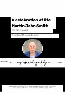 Martin Smith Tribute Archive