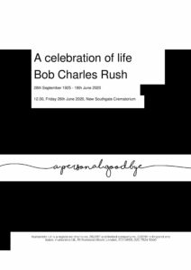 Percy Charles Rush Tribute Archive