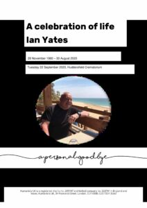 Ian Yates archive submission