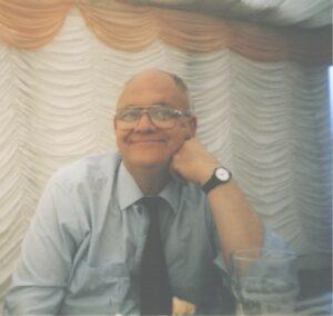 Iain George Renfrew1