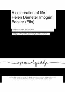 Ella Booker Tribute Archive