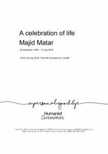 Majar Matar Archive Tribute Archive